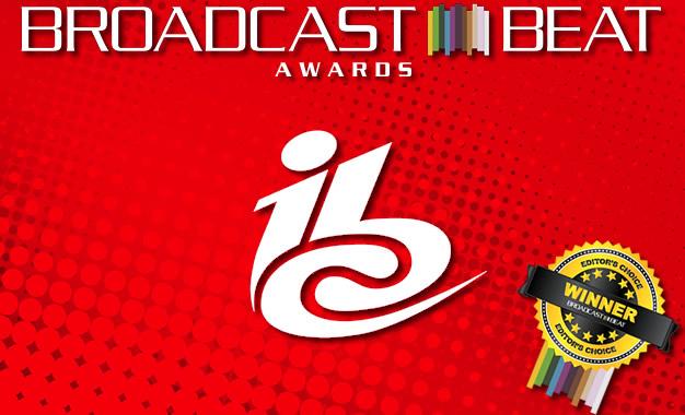 2015 IBC Show Broadcast Beat Awards