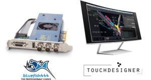 Bluefish444 TouchDesigner Compatibility