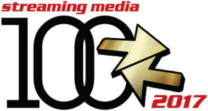 Streaming Media 100 Logo