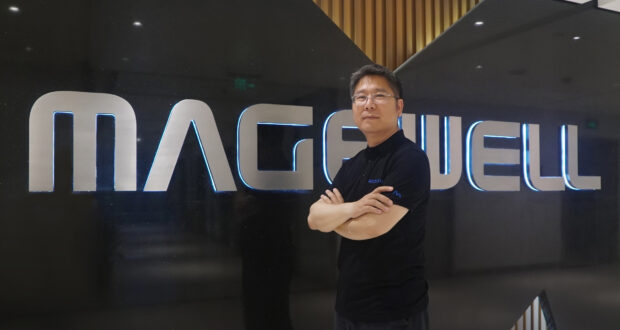 Magewell CEO and CTO Nick Ma
